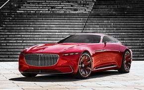 Wallpaper Mercedes, Mercedes, Concept, Vision, the concept