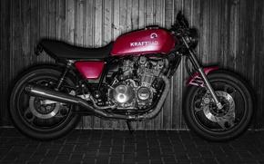 Picture motorcycle, Yamaha, XJ 900