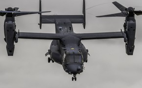 Picture the tiltrotor, Osprey, MV-22