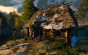 Picture the Witcher, Geralt, witcher, The wild hunt, the witcher 3, the Witcher 3, Geralt of …