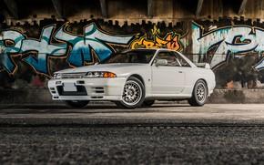Picture GTR, Nissan, R32, Skyline, V-Spec