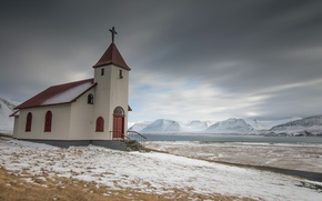 Picture Iceland, Church, Nupur