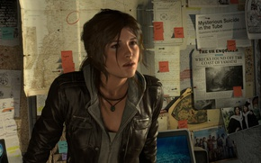 Picture lara croft, Crystal Dynamics, Rise of the Tomb Raider