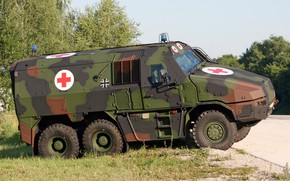 Picture military, armored, stand, ambulance, military vehicle, armed forces, war materiel, support vehicle
