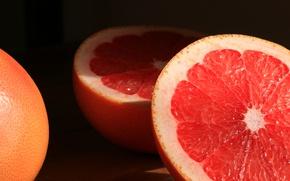 Picture citrus, fruit, grapefruit