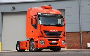 Picture Orange, Iveco, Stralis