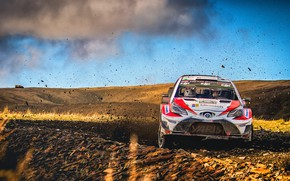 Picture Auto, Sport, Machine, Race, Skid, Toyota, Car, WRC, Rally, Rally, Discover The Toyota, Toyota, Yaris, …