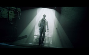 Picture light, alan wake, remedy
