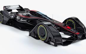Picture Concept, McLaren, Honda, Formula1, MP4-X