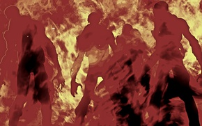 Picture background, Doom, Out of Hell