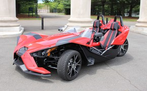 Picture beautiful, comfort, hi-tech, Polaris, Slingshot, technology, sporty, tricycle, 053