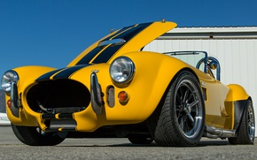Picture Shelby, 1965, Cobra, Yellow, classic