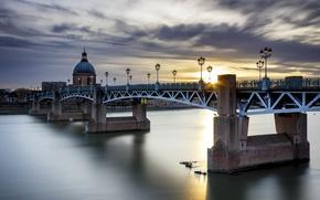 Picture Toulouse, Midi-Pyrenees, Faubourgs des Minimes