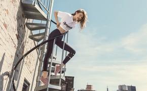 Picture smile, model, Gigi Hadid