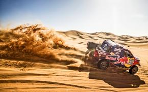 Picture Sand, Auto, Sport, Machine, Speed, Toyota, Hilux, 300, Rally, SUV, Rally, Sport, Toyota, Hilux, The ...