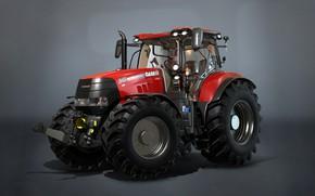 Picture tractor, Farming Simulator 17, Case IH Puma CVX
