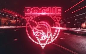 Picture Music, Rogue, Fury, Cover, Monstercat, Rocket League