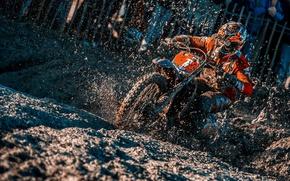 Wallpaper race, sport, dirt, motorcycle