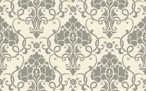 Wallpaper retro, pattern, texture, ornament, vintage, background, pattern, seamless