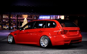 Picture bmw, touring, e91, 335D, M-Perfomance
