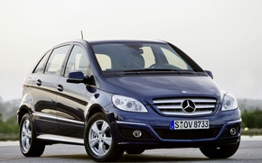 Picture Mercedes-Benz, hatchback, B-class