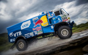 Picture Sport, Speed, Truck, Race, Master, Squirt, Russia, Kamaz, Rally, Rally, KAMAZ, Best, RedBull, Master, 504, …