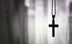 Picture decoration, religion, cross
