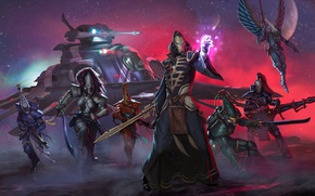 Picture Warhammer, Eldar, warhammer 40 000, w40k, Eternal Crusade, Eldar
