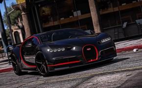Picture Bugatti, GTA, Grand Theft Auto V