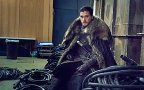 Picture A Song of Ice and Fire, Game of Thrones, season 7, Jon Snow, tv series, ...