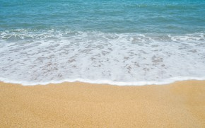 Picture sand, sea, wave, beach, summer, summer, beach, sea, blue, romantic, sand, wave