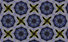 Picture color, form, kaleidoscope