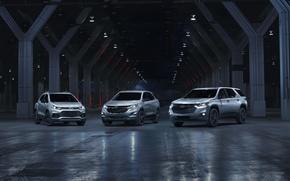 Picture Chevrolet, Chevrolet, Equinox, Trax, krossver, Travers, Traks, Traverse, the equinox