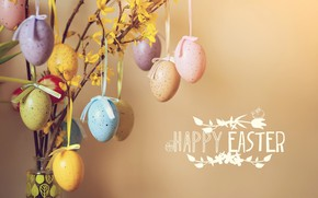 Picture holiday, spring, eggs