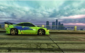Picture Car, Eclipse, Grand theft auto 5