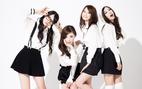 Picture Rock, Girls, Band, Japanese, Scandal