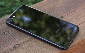 Picture black, iphone, techno, hi-tech, technology, iphone 7, jet black, onyx, black onyx