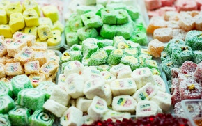 Picture candy, sweet, marmalade, candy, Turkish, Sweets