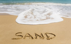 Picture sand, sea, wave, beach, summer, summer, beach, sea, seascape, sand, wave