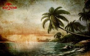 Picture zombie, Linux, game, beach, sea, Microsoft Windows, island, Xbox 360, Dead Island, PlayStation 3, Deep ...