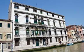 Picture Channel, Italy, Venice, Building, Italy, Venice, Italia, Venice, Buildings, Canal