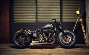 Wallpaper Chopper, bike, custom, motorbike