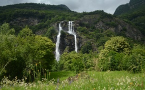 Picture Waterfall, Italy, Waterfall, Italia, Lombardia, Lombardy, Lombardy, Sondrio, Piuro, Pure, Sondrio