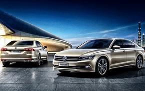 Picture Volkswagen, Volkswagen, Phideon, video