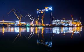 Picture Finland, Shipyard, Finland Proper, Upalinko