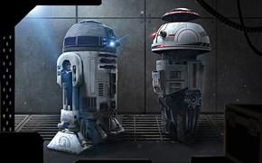 Picture robots, DD3, ILM Challenge