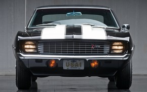 Picture Chevrolet, 1969, Camaro, muscle car, classic, Z28