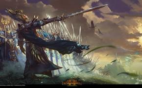 Picture battle Art, Total warhammer 2 was, Elves