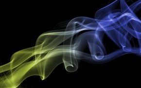 Picture Smoke, Background, Abstraction