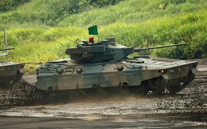 Picture weapon, tank, armored, military vehicle, armored vehicle, armed forces, military power, 012, war materiel